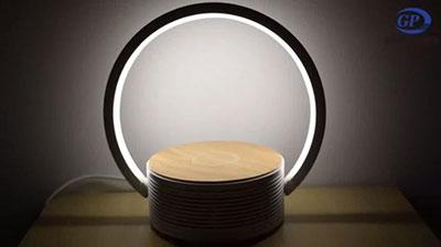Bluetooth audio desk lamp