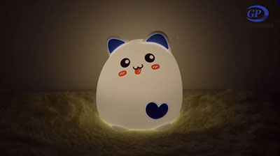 Cute Pet Pat Light